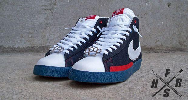 Blazers Meilleur Nike