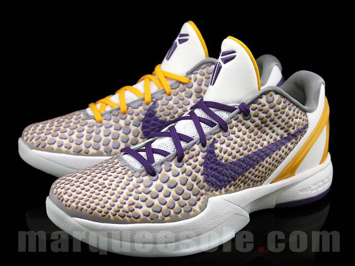 Nike Zoom Kobe VI (Lakers 3D) 96499ed59376