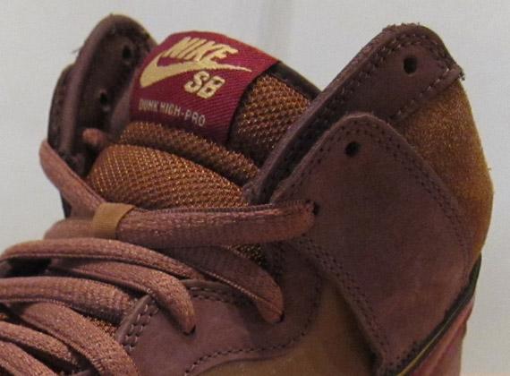 best sneakers ea942 e6f69 Nike SB Dunk High Cigar X Todd Bratrud X Spot